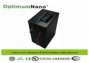 China Steel Case Lithium Motorcycle Battery with -20 - 60 Wide Range temperature Operation on sale