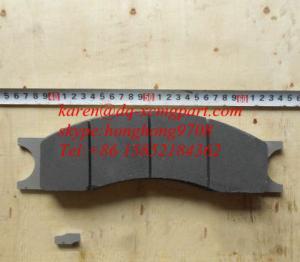 China Xcmg Wheel Loader Parts Friction Pad 75700463 Xcmg Brake Disc 75700463 on sale