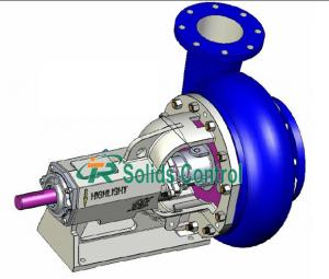 China Mission Magnum Centrifugal Mud Pump / Drilling Fluid Centrifugal Pump on sale
