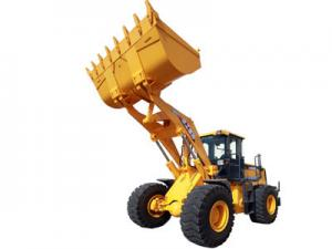 China XCMG Strong Structure Earth Moving Machines LW500KN Long Service Life Original on sale