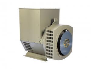 China Synchronous AC Electric Generators / Single Phase Brushless Generator on sale