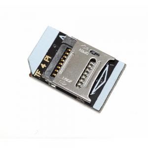 China T-Flash TF Card To Micro SD Card Adapter Module Pi V2 Molex Deck Sensors For Arduino on sale