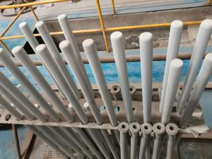 China 8 To 108 Thermocouple Ceramic Tube 99% Al2O3 Alumina Ceramic on sale