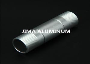 China Professional Standard Aluminum Extrusions 6063 6061 T6 Anodized Aluminium Round Tube on sale
