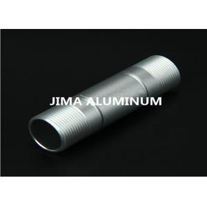 China Professional Standard Aluminum Extrusions 6063 6061 T6 Anodized Aluminium Round Tube on sale