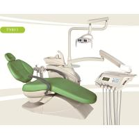 Three Way Syringe Electric Dental Chair Computer Controlled Dental Unit