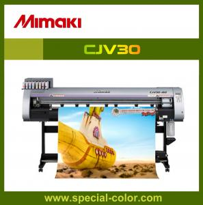 China Mimaki CJV30-160 Plotter With Cutter for sublimation on sale