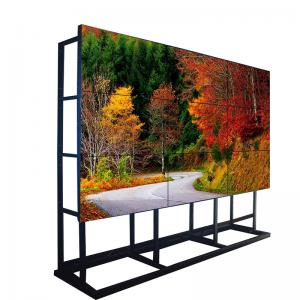 China ultra narrow bezel 46 inch lcd video wall,big advertising screen on sale