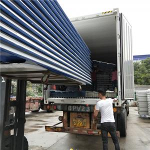 30mm eps sandwich panel with 0 426mm blue steel up and 0 5mm