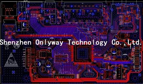 SET-TOP BOX pcb design,pcb layout service,circuit layout service ...