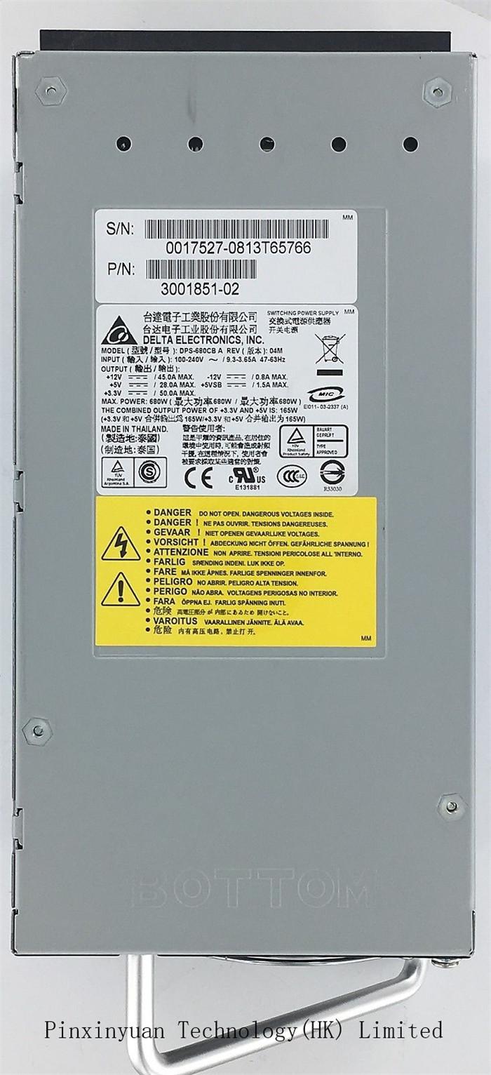 AC Hot Swap Server Accessories for Fire V440 DPS-680CB A Sun