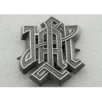 Man - Woman Mould Antique Nickel Plating, Stamping Clip Souvenir Badges with Pewter, Aluminum, Stainless Steel