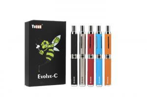 China Yocan Evolve C Electric Smoke Pen , 2 In1 Wax / Oil Electric Smoke Vapor on sale