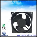 Fridge Equipment Cooling Fans 92mm x 92mm x 32mm / 12V Electronics Cooling Fan