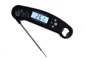 China Waterproof Digital Cooking Food Thermometer 2-4s Response High Capacity Battery on sale