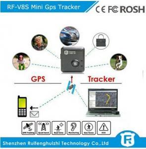 China multiple vehicle tracking device gps tracker,wireless gps navigator car tracker rf-v8s on sale