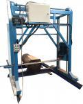 Automatic Big log sawmill portable chain saw chainsaw mill with rails