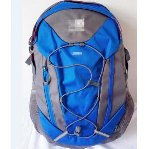 China Polyester Light Weight medium urban backpack with laptop sleeve inside on sale