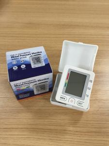 China Digital Wrist Watch Automatic Arm Blood Pressure Monitor Electronic Medical Equipment on sale