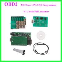 2012 New UPA USB Programmer V1.2 with Full Adaptors