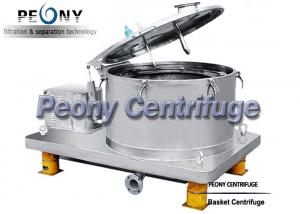 Quality Plate Top Discharge Pharmaceutical Centrifuge Equipment / Decanter Centrifuge Systems for sale