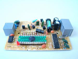 China 4 / 6 Layer FR4 SMT PCB Assembly For LED Lighting with 0.1mm Line on sale