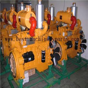 China Shanghai Diesel Engine D6114 engine assy on sale
