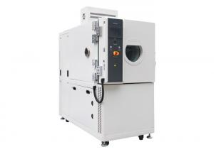 China Environmental Test Chamber Precise Altitude Temperature / Humidity Compound Chamber on sale