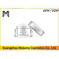 Anti Aging Firming Organic Eye Cream Remove Dark Circles For Woman Beauty
