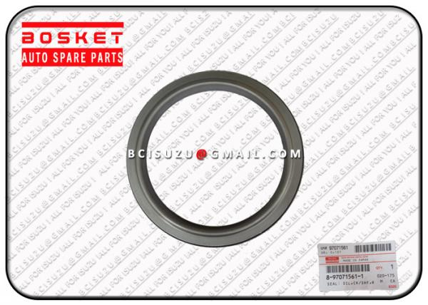 8970715611 8-97071561-1 Isuzu Auto Parts NKR77 4JH1 Rear Oil Seal Of
