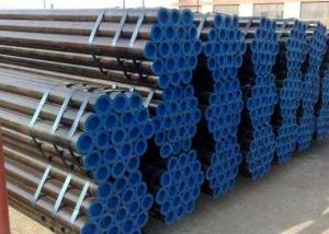 China T22 Heat Exchanger Steel Pipe , Alloy Steel Seamless Pipes High Pressure Service on sale