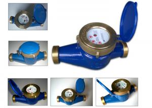 Quality Magnetic Drive Residential Water Meter , 1 1/2 Inch Pulsed Water Meter, LXSG-32E for sale