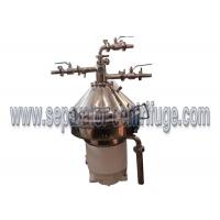 China High Effeciency Disc Stack Centrifuges With SS304 For Coconut Oil on sale