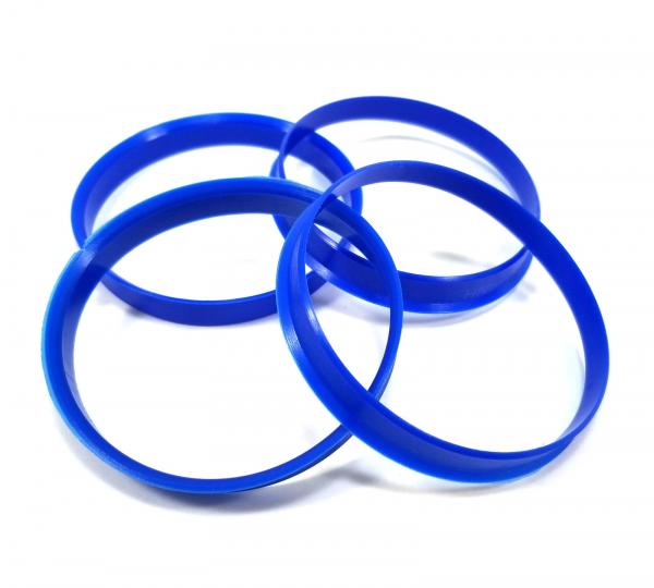 73.1 mm ID 4 pcs Aodhan Hub Centric Hubcentric Rings OD 64.1 mm