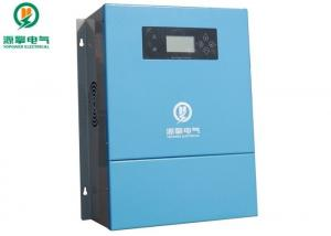 China 96V 90A PWM Solar Charge Controller , Blue Solar Charge Controller For Agm Battery on sale