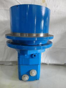 China Easy Mounting Hydraulic Motor Valve WGB Compact Planetary Gearbox For Engineer Machinery on sale