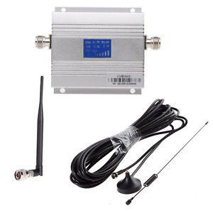 China GSM 900MHz Mobile Cell Phone Signal Amplifier Booster Repeater Sucker Antenna on sale