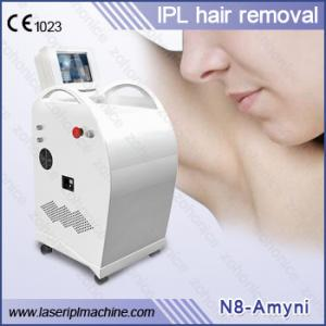China Permanent  Ipl Hair Removal  Skin Rejuvenation Beauty Salon Equipment on sale