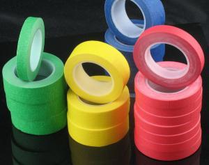 China blue painters masking tape,masking paper tape cheap masking tape on sale