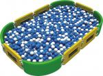 Colorful Plastic Play Sets For Kids , Sea Balls Pool Type Kids Plastic Play Structure