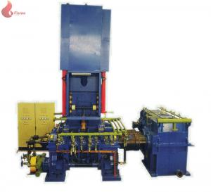 China 1100KW Hydraumatic Drop door Rubber Kneader Machine For Rubber Mixer on sale