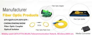 China Polarization Beam Combiner/Splitter fiber optical components on sale