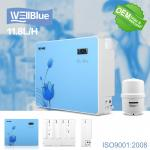 Under Sink 75G Water Filter Purifier Machine With RO System And LED Display