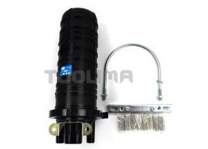 China optical fiber splice enclosure dome joint box , dome enclosure , 24 fiber optical closure on sale