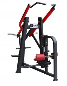 China Life Hammer Strength Fitness Equipment / Heavy Duty Lat Pull Down Machine For Gym Use on sale