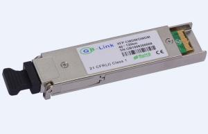 Quality XFP Optical Transceiver 10GBASE-LR 10km 1310nm for sale