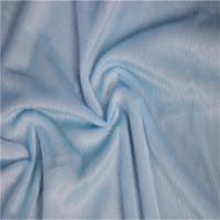 new brush fleece fabric cheap price velboa fabric elastic polyester fabric