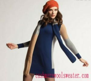 China Lady Designer Cashmere Sweaters Dresses on sale