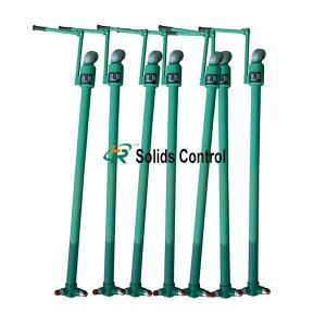 China 360° rotation angle  Mud Gun for circulatory system mixing drilling mud on sale
