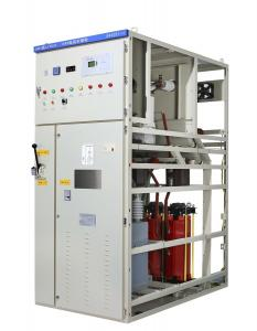 China Industrial 10KV High Voltage Reactive Power Compensation Cabinet Intelligent Capacitor on sale